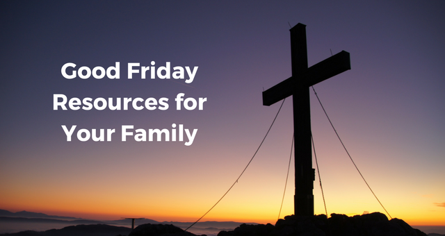 Good Friday resources
