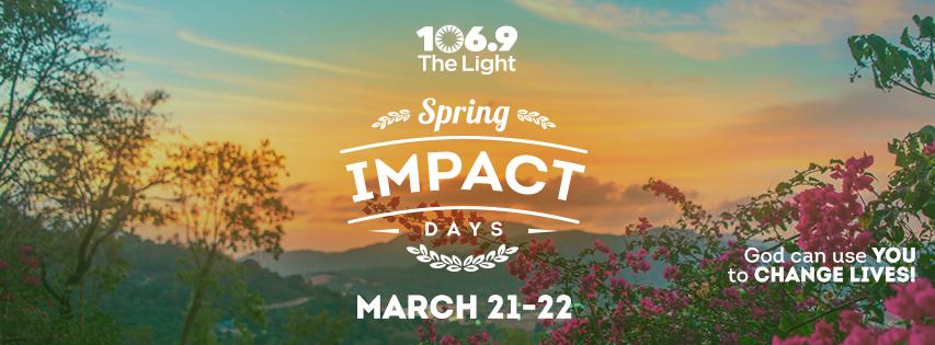 Spring Impact Days