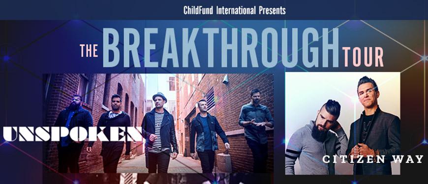 The Breakthrough Tour
