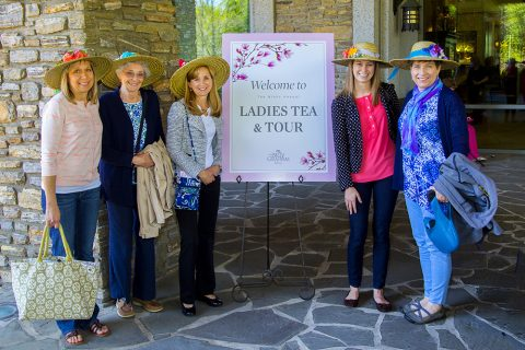 Ladies Tea and Tour