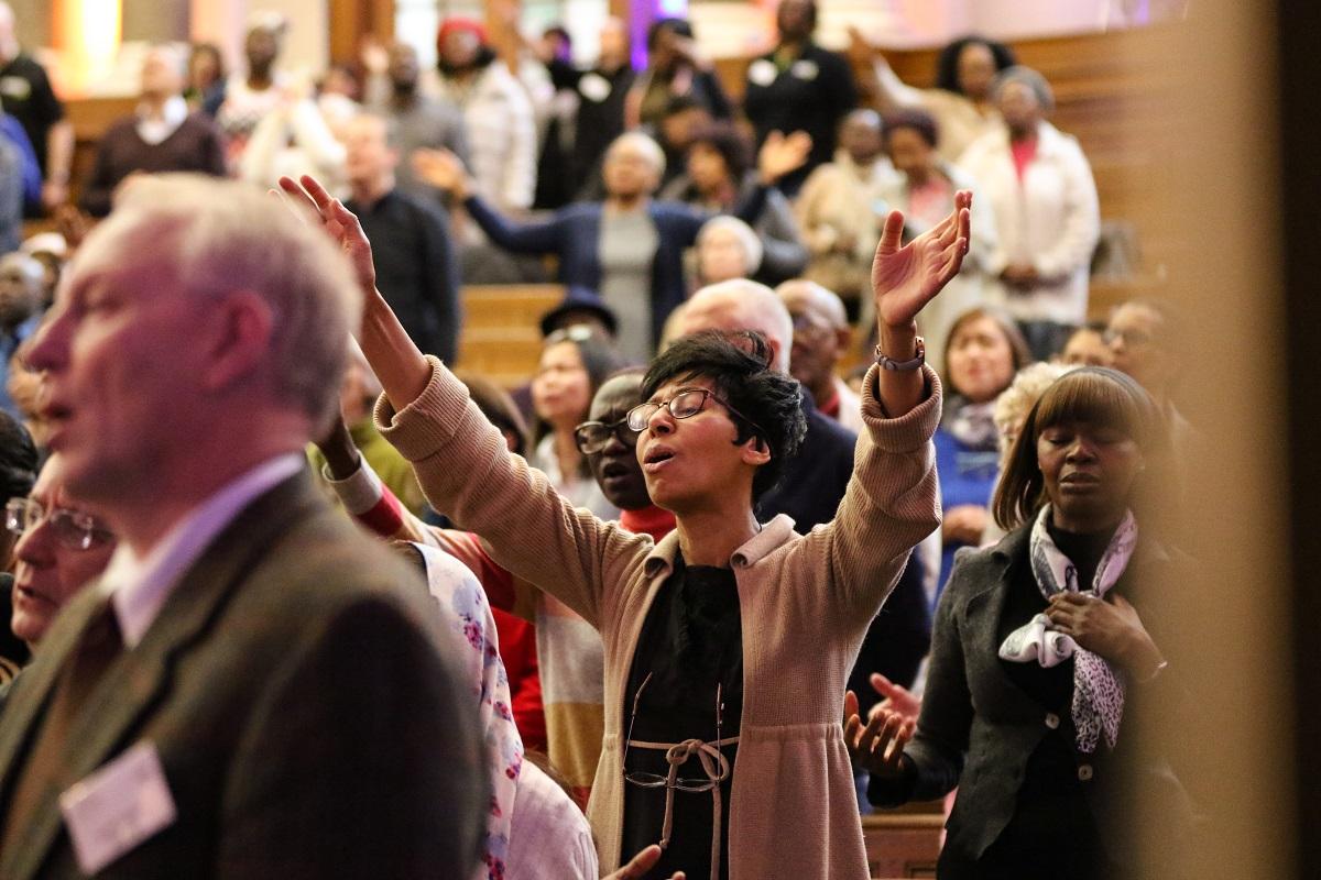 prayer and worship