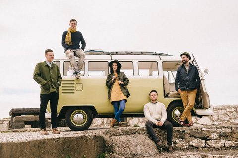 Rend Collective Band Members