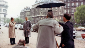 Billy Graham from Paris: The Need for Redemption