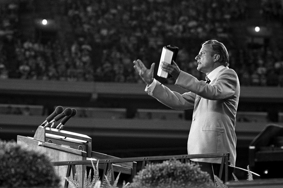 Billy Graham Devotional 12th October 2020, Billy Graham Devotional 12th October 2020 – Christianity Is Serious, Premium News24