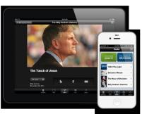 BGEA App Audio