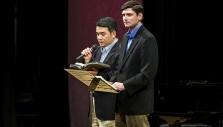 Will Graham Preaches the Gospel in Fukushima, Tokyo