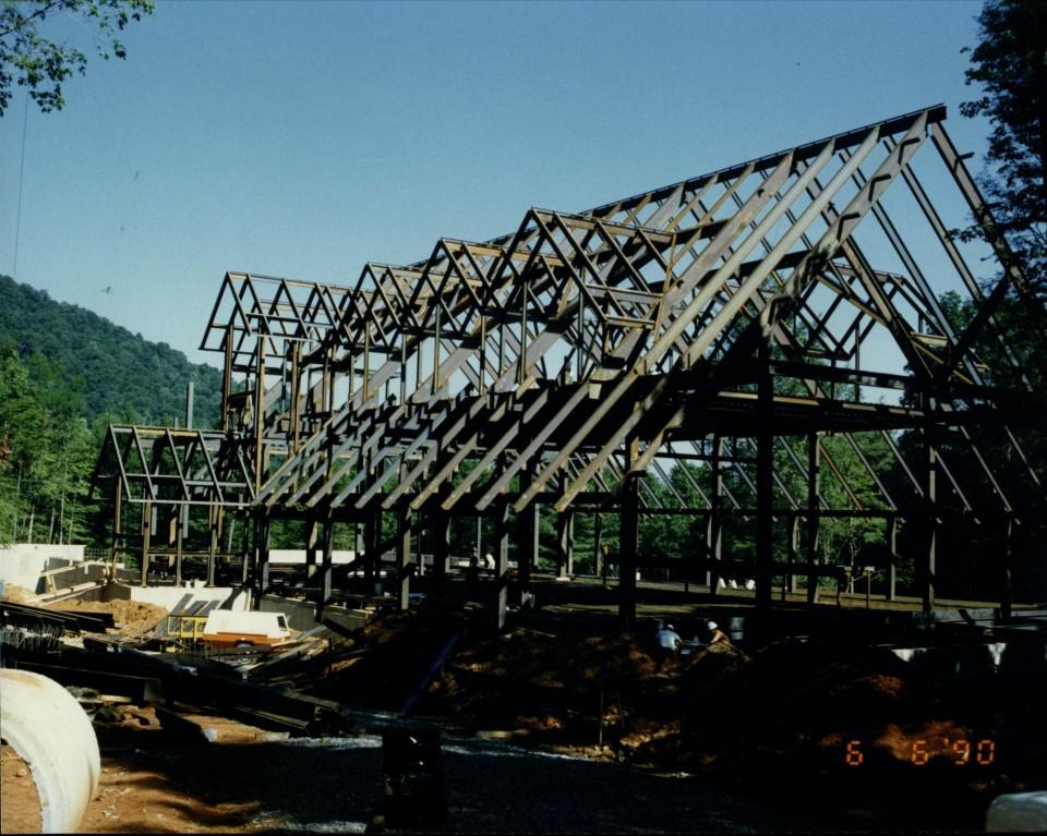 training center construction