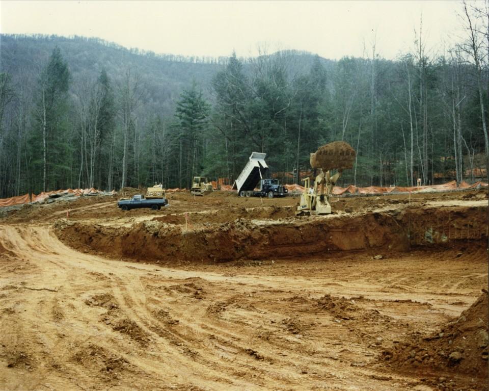 Cove construction