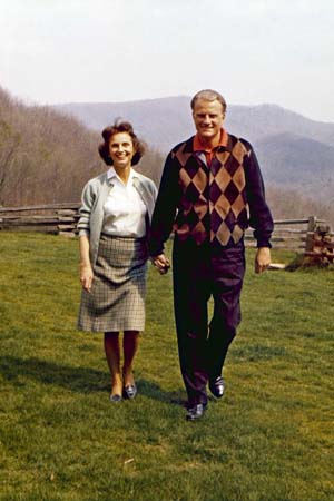 Billy and Ruth Graham