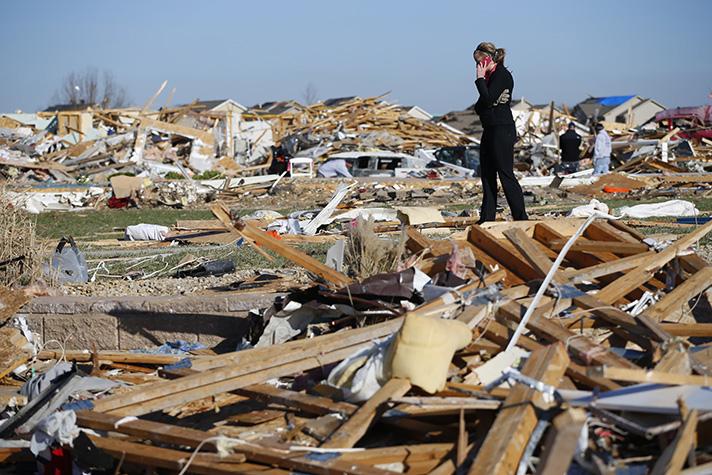 Washington Tornado