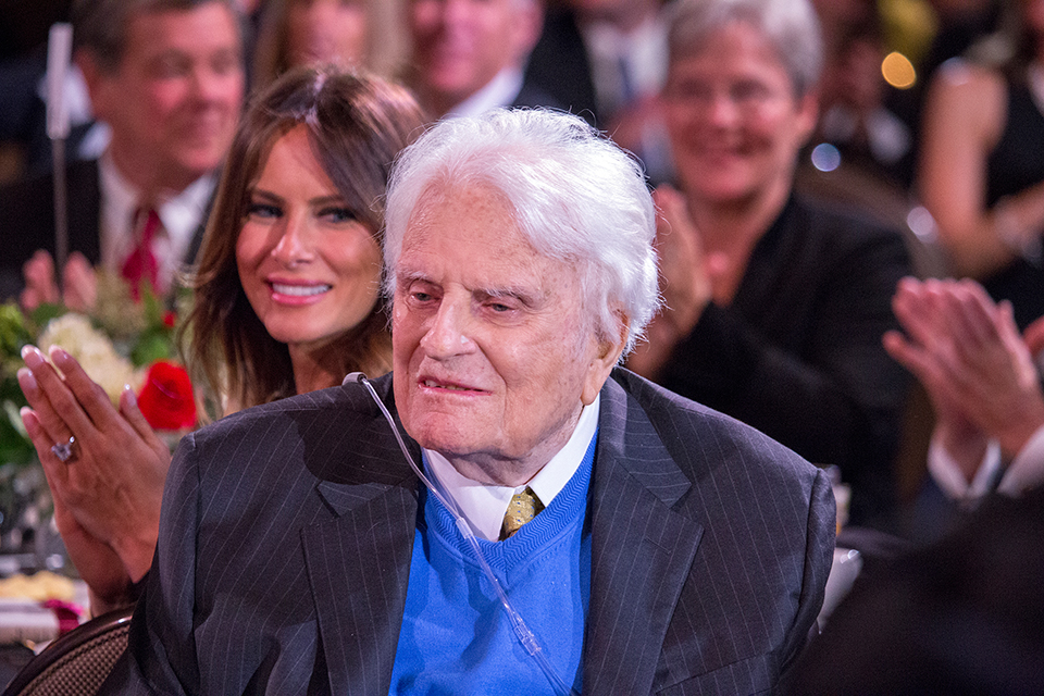 Billy Graham's 95th Birthday Celebration