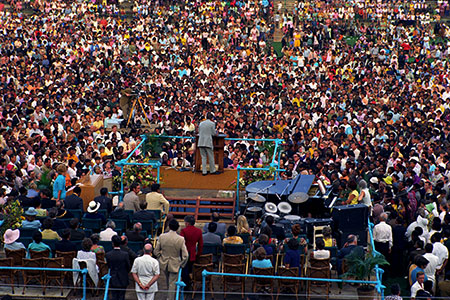 billy graham south africa