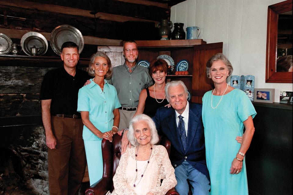Graham family in 2003