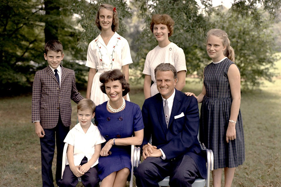 Billy Graham's family