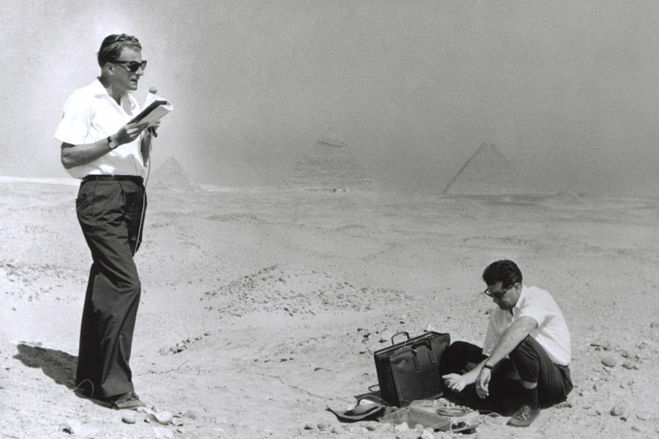 Billy Graham in Egypt