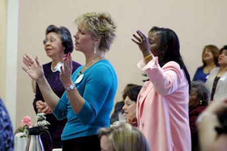 Image result for prayer multicultural  women