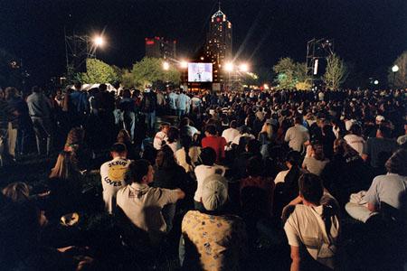 San Antonio 1997 overflow