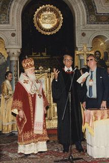 Billy Graham in Kiev