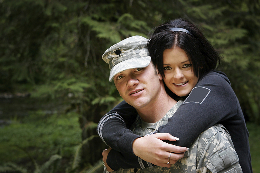 military wives dating site