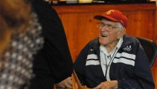 Zamperini's 'Unbroken' Testimony Appeals to Fans of All Ages