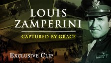 "Zamperini Hears Billy Graham – EXCLUSIVE CLIP from ""Louis Zamperini: Captured By Grace"""
