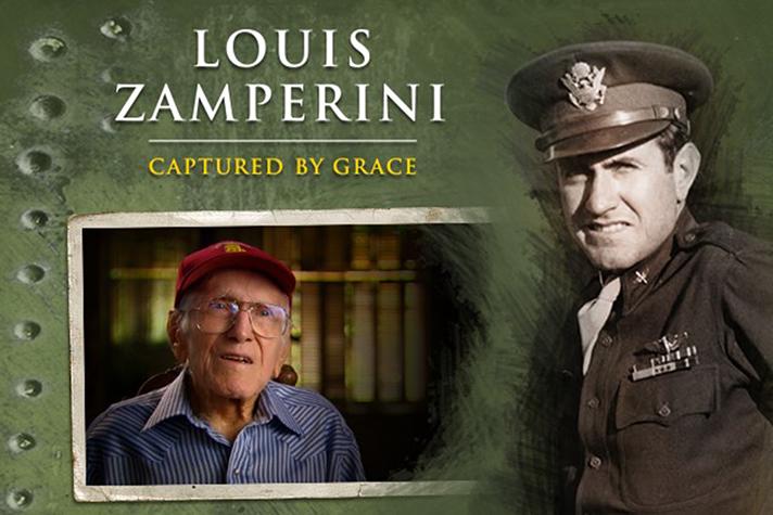 Zamperini DVD