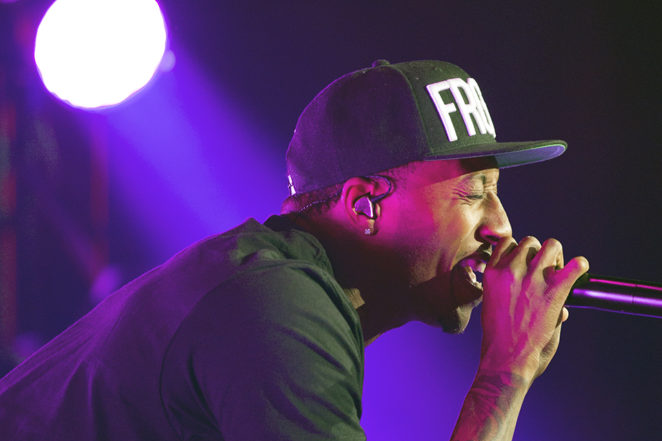 Rapper Lecrae on a Mission Bigger Than This World