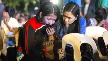 Will Graham in Philippines: Christ Shines Through Darkness of Typhoon