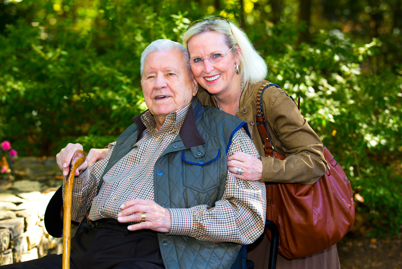 Cliff and Ann Barrows
