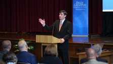 Will Graham in Huntington, West Virginia: 'It All Starts with Prayer'