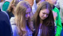 God Moves Powerfully at Packed-to-Capacity Ukraine Festival