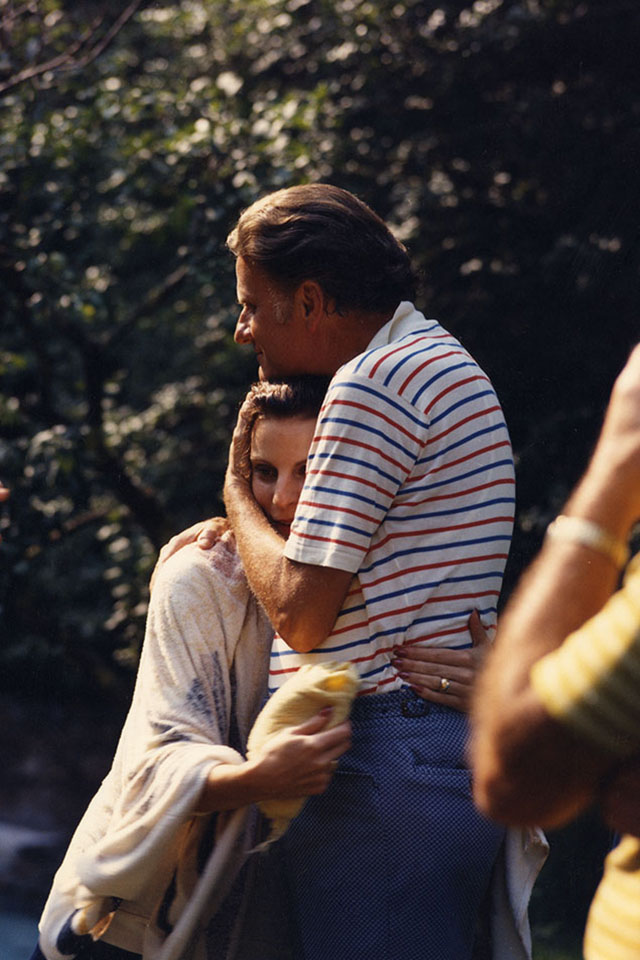 Billy Graham and Gigi