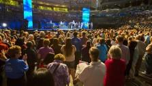 Sinners See the Savior on Final Night of Oklahoma City Festival