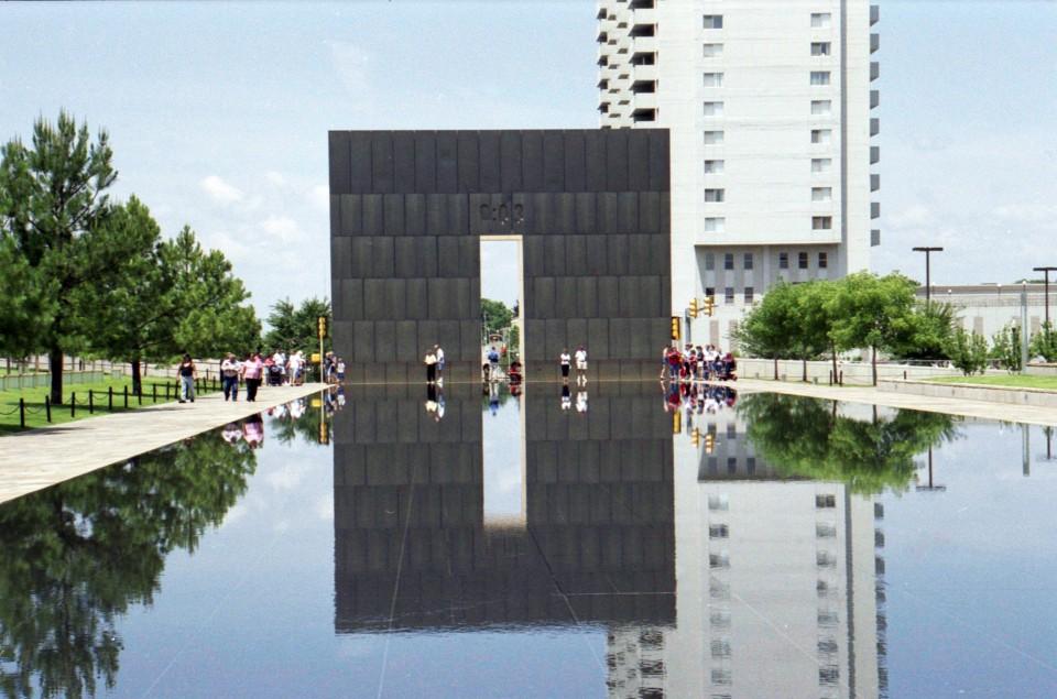 OKC bombing memorial