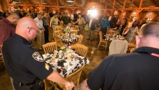 Law Enforcement Officers Renew Focus at Appreciation Breakfast & Library Tour