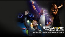 Greater Birmingham Festival of Hope : Sunday Night