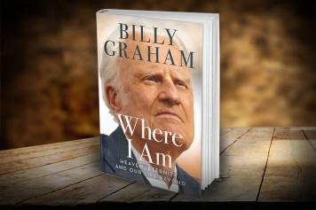 Billy Graham book