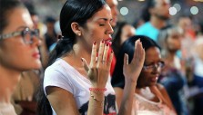 Franklin Graham Festival Brings New Hope for Fortaleza