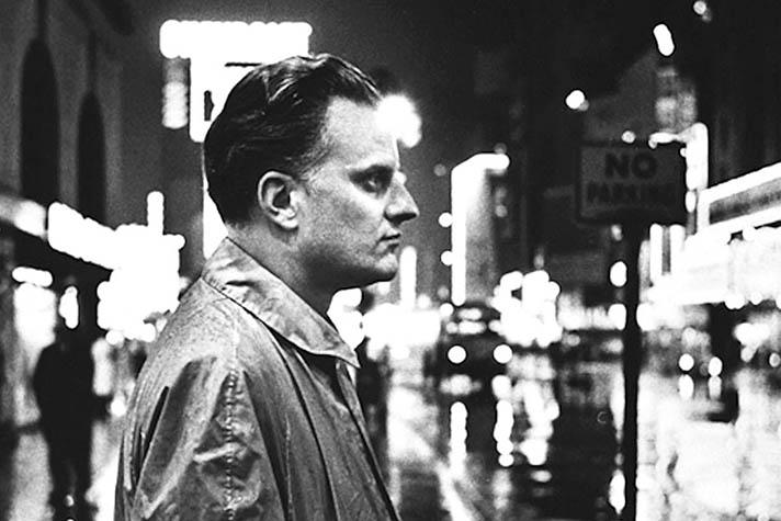 Billy Graham 1957