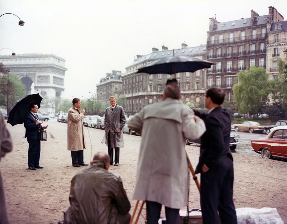 Billy Graham in Paris, 1963