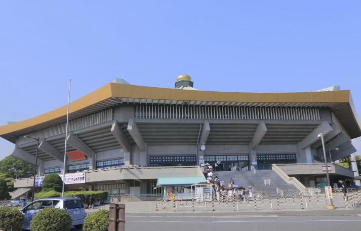 Budokan in Tokyo