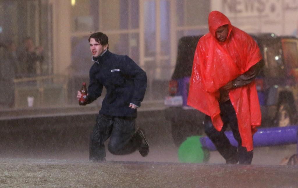 Dallas TX storm