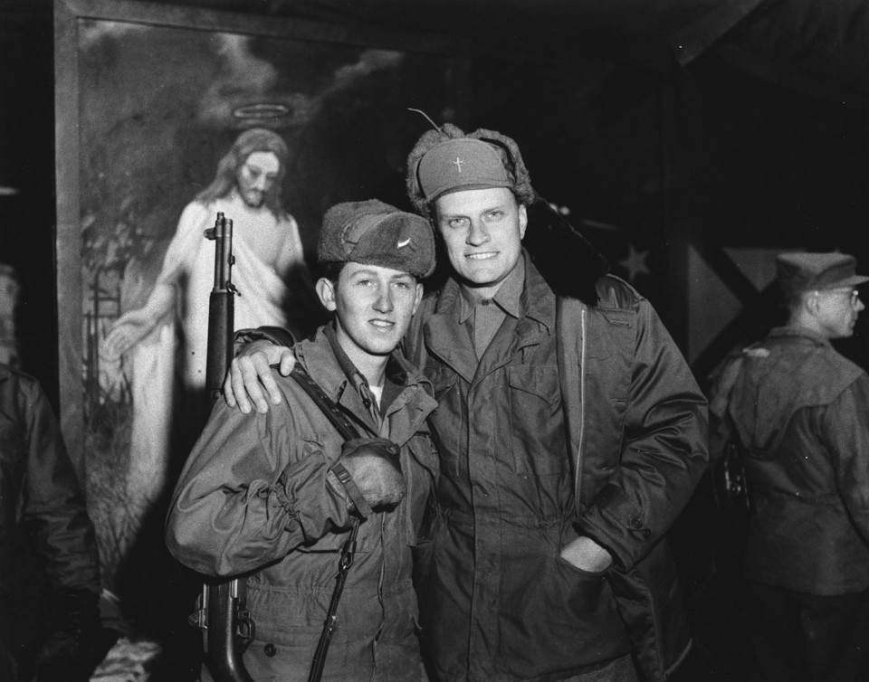 Billy Grahams Christmas In War Torn Korea