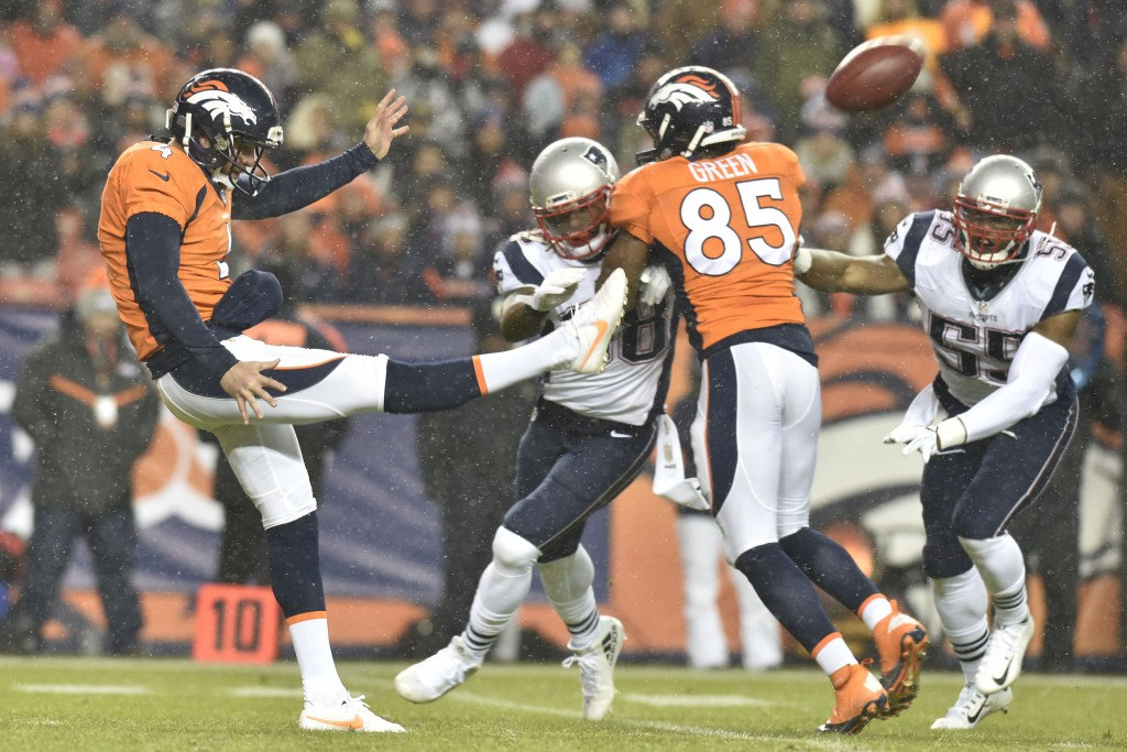 Broncos Duo On Importance Of Faith Christ Has Everything You Need