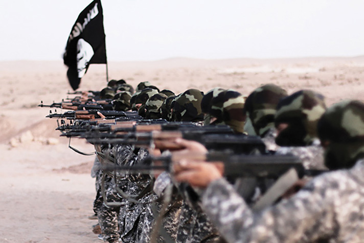 Islamic State of Iraq and the Levant Terrorists
