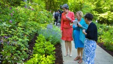 Ruth's Prayer Garden: A Place for Intercession, Inspiration at The Cove
