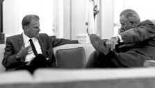 Trivia: What Political Office Was Billy Graham Encouraged to Run for?