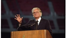 Billy Graham Teaches on the One Way to Heaven