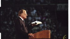 "Billy Graham: ""The University of Life"""
