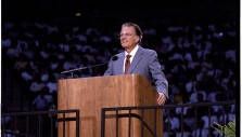 Billy Graham Teaches About Sowing and Reaping